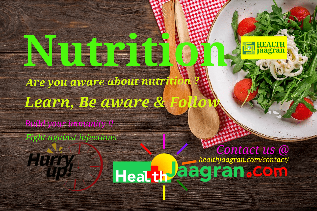 Amazing Facts on Nutrition For Healthy Food And Healthy Life